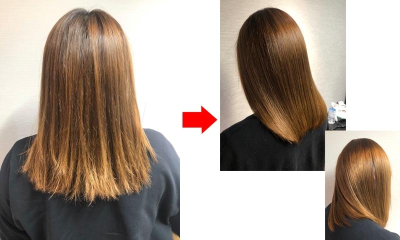 髪質改善ヘアエステ /再生美容ラボ Reconte(リコンテ)- 上本町 美容室