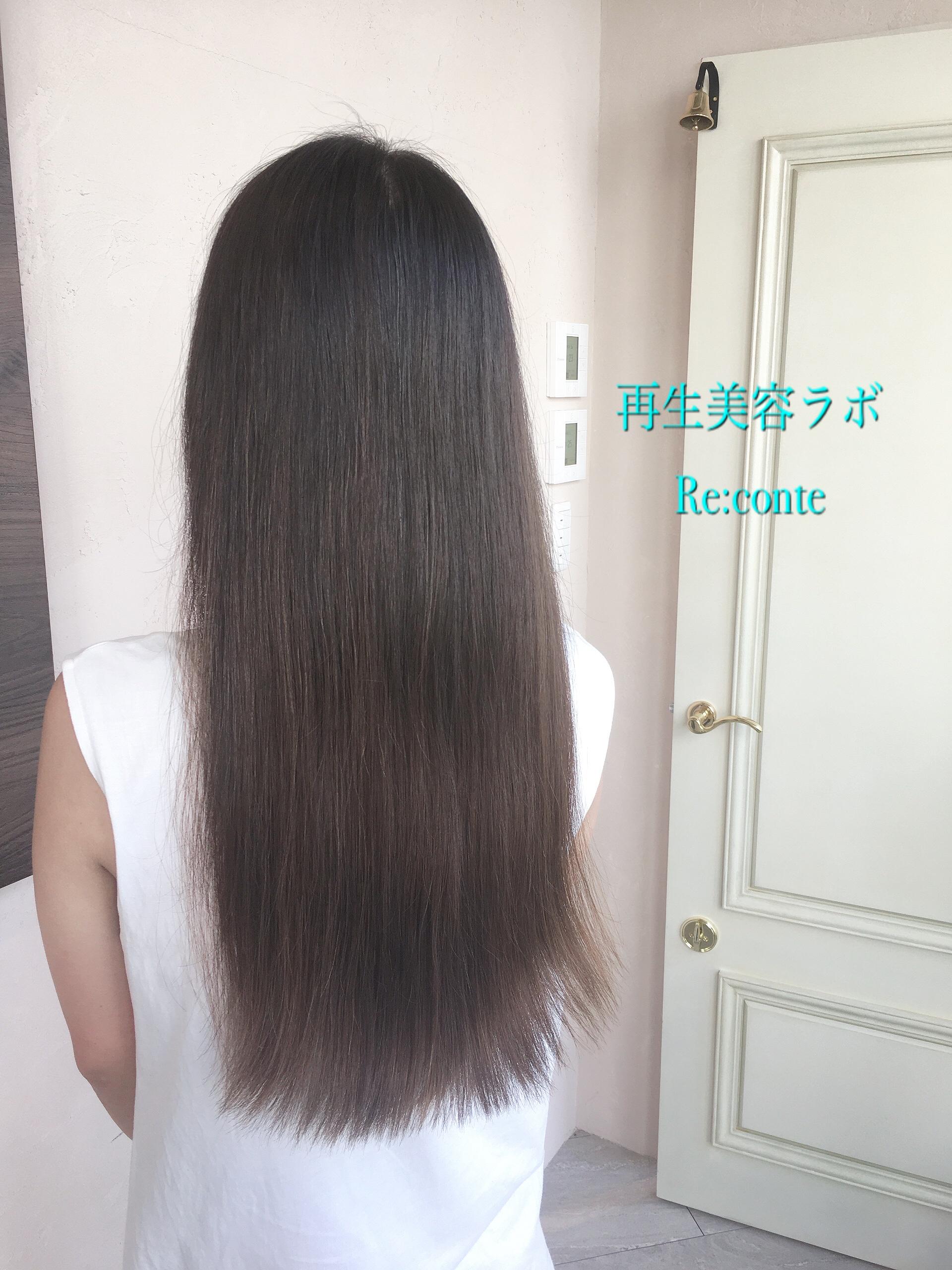 上本町リコンテ ヘッドスパ 紫外線ダメージ対策 抜け毛対策